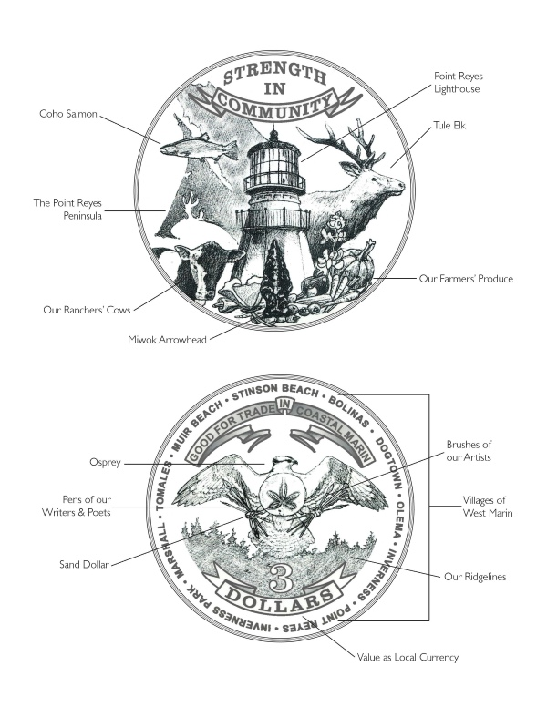 Coastal Marin Coin